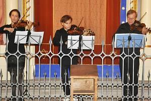 Hudba v synagogách plzeňského regionu.