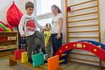 Test fyzické zdatnosti na 25. mateřské škole