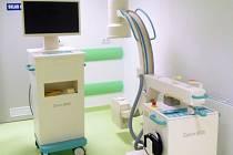 Stodská nemocnice má nový rentgenový přístroj.
