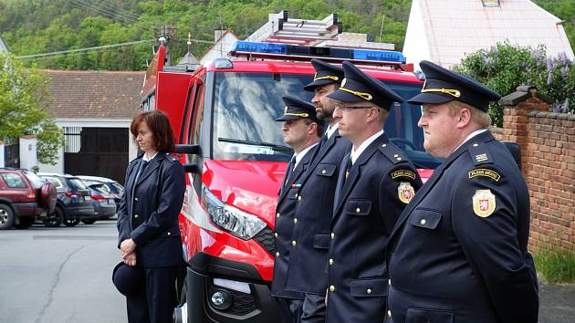 Čtvrtý obvod zrekonstruoval hasičárnu v Bukovci
