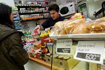 Vliv nové DPH na ceny potravin se po Novém roce skoro neprojevil.