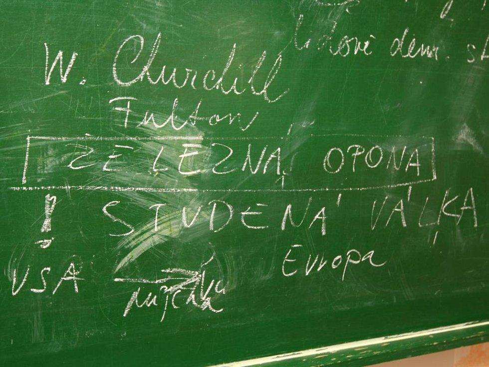 Maturity na Obchodní akademii v Plzni.