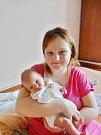 Ema Šípková se narodila 30. října ve 12:07 mamince Václavě a tatínkovi Olegovi z Mirošova. Po příchodu na svět v plzeňské FN vážila sestřička dvouletého Matyáška 3370 gramů a měřila 50 cm.