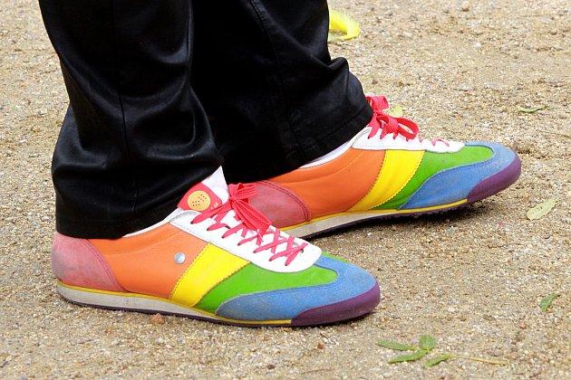 Plzní prošel průvod Pilsen Pride.