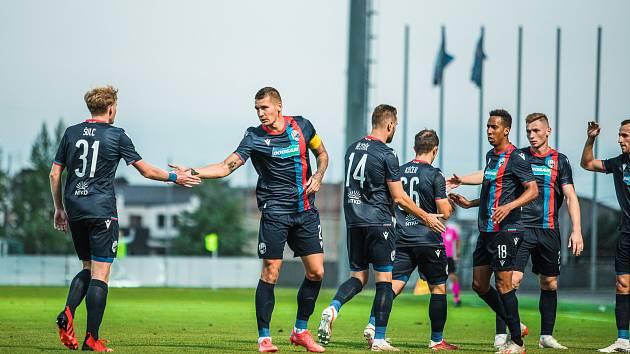 Plzeňská Viktoria vyhrála nad běloruským Dynamem Brest 2:1