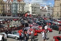 Sraz majitelů vozů Alfa Romeo s evropskou účastí