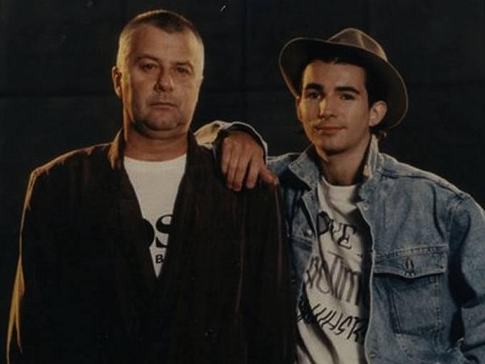 Ladislav Potměšil jako otec Horáček ve filmech Discopříběh a Discopříběh 2, které natočil režisér Jaroslav Soukup.