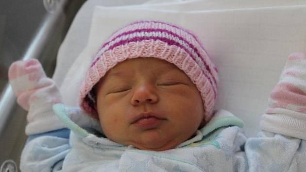 Terezu (3,21 kg, 49 cm) přivítali na světě maminka Klára Manová, tatínek Antonín Jícha a sestřička Vaneska (19 měsíců) z Plzně. Terezka se narodila 31. 1. v 15:56 ve Fakultní nemocnici v Plzni