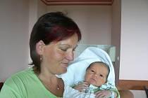 Šestiapůlletý Tomášek Walter ze Stýskal se už moc těšil na svého brášku Matyáška (3,84 kg, 51 cm), který se narodil mamince Ladě a tatínku Petrovi 4. 7. v16:42 hod. ve FN vPlzni