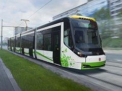 Nízkopodlažní tramvaj 26T