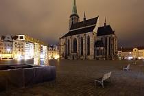 Katedrála sv Bartoloměje v Plzni. Ilustrační foto