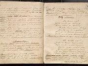Fidlovačka - stránka s textem hymny