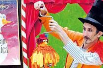 Principál Pepíno předvede svůj cirkus Pipíno