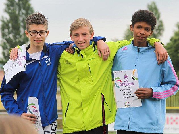 Letní olympiáda dětí a mládeže - Vyhlášení výsledků v atletice