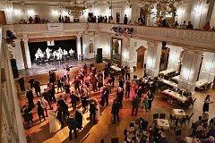 Reprezentační ples plzeňské lékařské fakulty