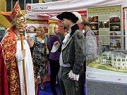 Veletrh cestovního ruchu ITEP v Plzni