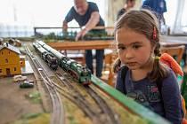 Výstava železničních modelů v Přešticích