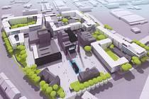 Světovar by měl v příštích letech získat rezidenční čtvrť s obytnými domy, obchůdky a kulturním centrem