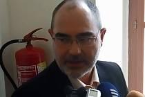 Primátor Plzně Martin Zrzavecký