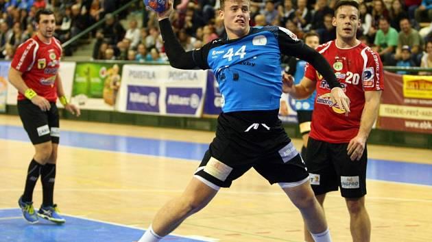 Talent M.A.T. Plzeň – HC Gumárny Zubří 25:28