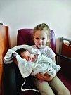 Dory Isabel Fictum se narodila 29. června v 15:24 mamince Beatrici a tatínkovi Michalovi z Tlučné. Po příchodu na svgět v plzeňské fakultní nemocnici vážila sestřička pětileté Lily 2900 gramů a měřila 48 centimetrů.