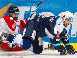 Ilustrační foto HC Škoda Plzeň - HC Olomouc.