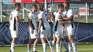 Ambice jim nescházejí! Fotbalisté Přeštic byli nejúspěšnějším divizním celkem ze západu Čech. Skončili na čtvrtém místě tabulky a pomýšlejí příští sezonu na postup.