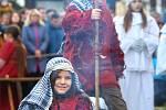 Starý Plzenec - oživlý betlém