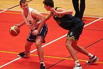 Hráči celku Basket Západ sice porazili BC Benešov, ale na Sokol pražský nestačili a utrpěli tak první porážku v  letošním ročníku.