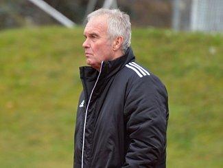 Trenér Zdeněk Michálek