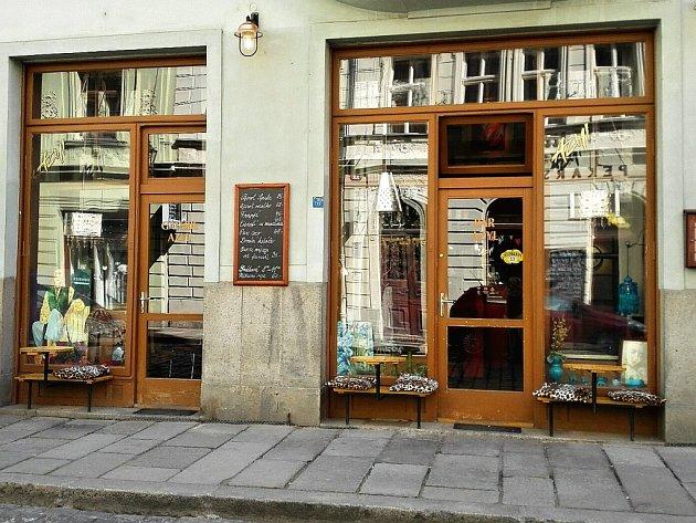 Azyl ve Veleslavínově ulici