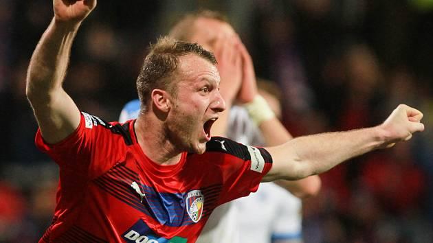 Plzeňští fotbalisté porazili Liberec 1:0.