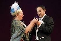 Úplnou novinkou v dějinách plzeňského divadla je opera Francesca Ciley Adriana Lecouvreur