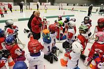Den s hokejem v KV Areně.