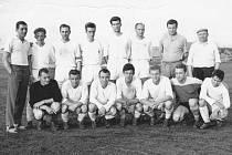 Celek  ČSAD Plzeň ze sezony 1961/1962 vedený Otto Růžičkou