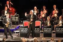 Glenn Miller Orchestra v plzeňském Parkhotelu