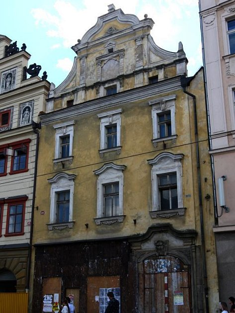 Dům na náměstí Republiky č. 24