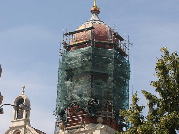 Velká synagoga prochází další rekonstrukcí