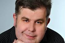 Publicista David Růžička