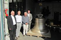 Zvony pro sv. Bartoloměje