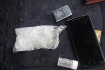 Drogy, které celníci zabavili