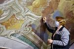 Rekonstrukce exteriérů i interiérů kláštera v Chotěšově