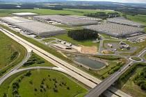 Průmyslová zóna u Boru u Tachova