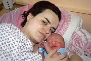 Štěpán Šecka se narodil 16. února ve 12:24 mamince Romaně a tatínkovi Tomášovi z Plzně. Po příchodu na svět v rokycanské porodnici vážil jejich synek 3840 gramů a měřil 51 centimetrů.