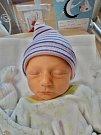 Martin Česal se narodil 3. ledna v 7:03 mamince Veronice a tatínkovi Janovi z Plzně. Po příchodu na svět v plzeňské FN vážil jejich prvorozený synek 2650 gramů a měřil 51 centimetrů.