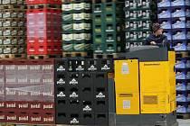 Ve skladu jsou nyní především basy piv