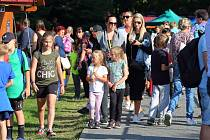 Sportmania - oblíbený sportovní festivalu pro celou rodinu.
