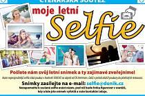 Čtenářská soutěž: Selfie