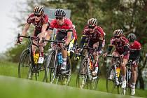Třetí dějství seriálu cyklistických závodů startuje ve středu v Plzni v areálu SK Rapid v půl šesté.
