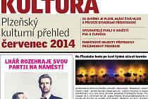 Červencový měsíčník Kultura